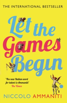 Let the Games Begin, Paperback Book