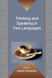 Thinking and Speaking in Two Languages, Paperback / softback Book