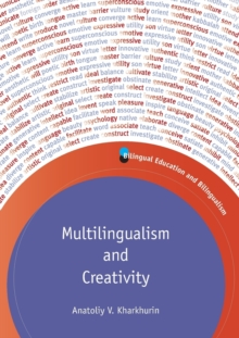 Multilingualism and Creativity, Paperback / softback Book