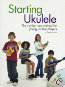 Starting Ukulele (Book/CD), Paperback Book