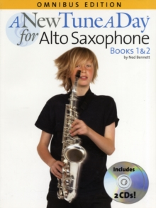 A New Tune A Day : Alto Saxophone - Books 1 And 2, Paperback Book