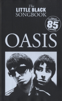 The Little Black Songbook : Oasis, Paperback Book