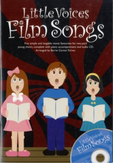 Little Voices - Film Songs, Mixed media product Book
