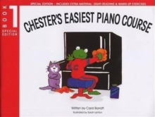 Chester's Easiest Piano Course - Book 1 (Special Edition), Paperback Book