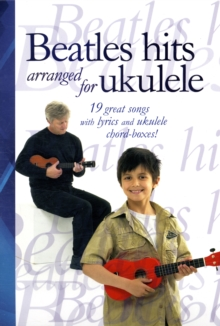 Beatles Hits Arranged for Ukulele, Paperback Book