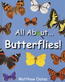 All About Butterflies, Hardback Book