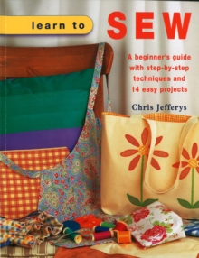 Learn to Sew, Paperback Book