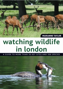 Watching Wildlife in London, Paperback Book