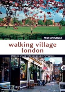Walking Village London, Paperback Book