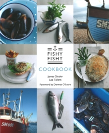 Fishy Fishy Cookbook, Hardback Book