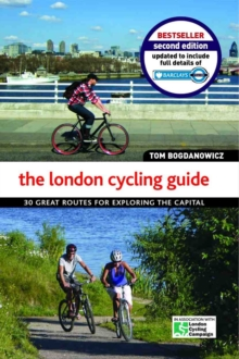 The London Cycling Guide, Paperback Book