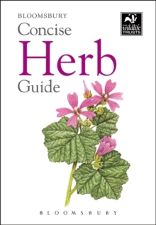 New Holland Concise Herb Guide, Paperback Book