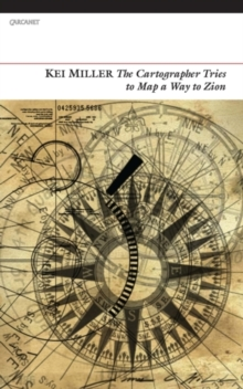 Cartographer Tries to Map a Way to Zion, Paperback Book