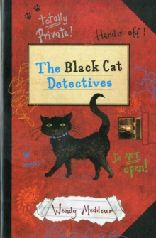 The Black Cat Detectives, Paperback Book