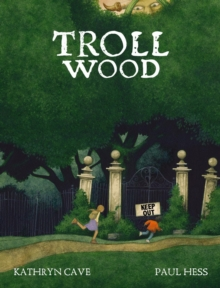 Troll Wood, Hardback Book