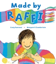 Made by Raffi, Hardback Book
