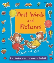 First Words and Pictures : With Chimp and Zee, Paperback Book