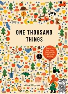 One Thousand Things, Hardback Book