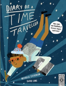 Diary of a Time Traveller, Hardback Book