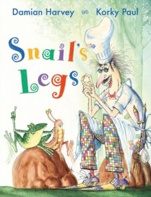 Snail's Legs, Paperback Book