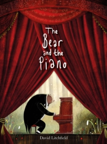 The Bear and the Piano, Hardback Book