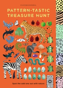 Pattern-tastic Treasure hunt : Learn your colours with nature, Board book Book