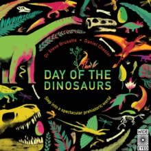 Day of the Dinosaurs, Hardback Book