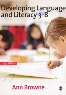 Developing Language and Literacy 3-8, Paperback Book