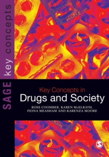 Key Concepts in Drugs and Society, Paperback / softback Book