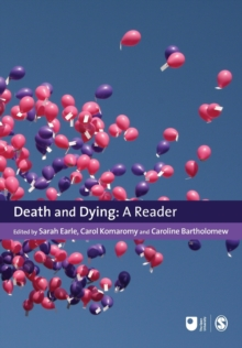 Death and Dying : A Reader, Paperback / softback Book