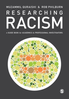 Researching Racism : A Guidebook for Academics and Professional Investigators, Paperback / softback Book