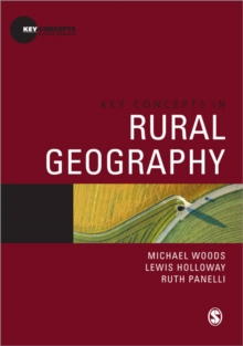 Key Concepts in Rural Geography, Paperback / softback Book
