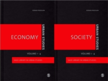Urban Studies - Economy & Society, Hardback Book