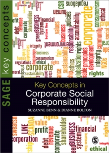 Key Concepts in Corporate Social Responsibility, Paperback Book