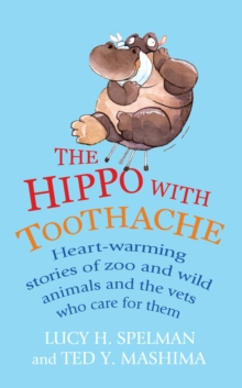 The Hippo with Toothache : Heart-warming stories of zoo and wild animals and the vets who care for them, Paperback Book
