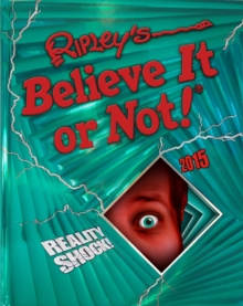 Ripley's Believe It or Not! 2015, Hardback Book