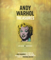 Andy Warhol Treasures, Hardback Book