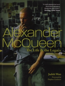 Alexander McQueen :  Fashion Visionary, Hardback Book
