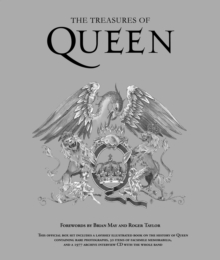 Queen: The Treasures, Hardback Book