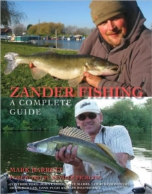 Zander Fishing : A Complete Guide, Hardback Book