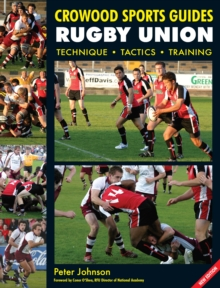 Rugby Union : Technique Tactics Training, Paperback / softback Book