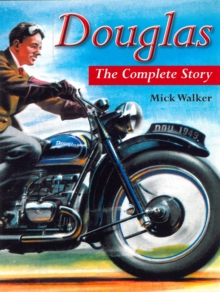 Douglas : The Complete Story, Hardback Book