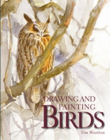 Drawing and Painting Birds, Paperback Book