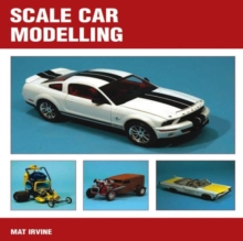 Scale Car Modelling, Paperback Book