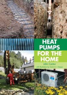 Heat Pumps for the Home, Hardback Book