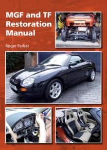 MGF and TF Restoration Manual, Hardback Book