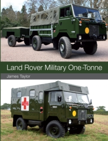 Land Rover Military One-Tonne, Paperback / softback Book