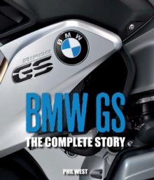 BMW GS : The Complete Story, Hardback Book