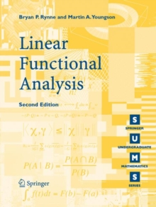 Linear Functional Analysis, Paperback Book