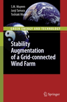 Stability Augmentation of a Grid-connected Wind Farm, Hardback Book